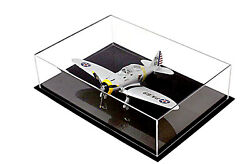 Deluxe Clear Acrylic Model Plane Display Case A029-a