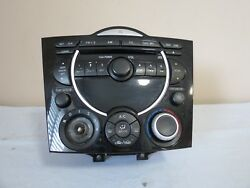 04 05 06 07 08 Mazda rx8 rx-8 Climate Control Radio CD Changer Player Panel OEM
