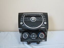 09 10 11 Mazda rx8 rx-8 Climate Control Sat Radio CD Changer Player Panel OEM