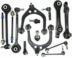 New 20 Pc Front Suspension Control Arm Kit For Dodge Charger 2007-2008 Rwd