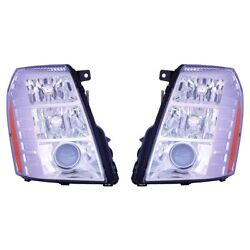 Fits 2009-2014 Cadillac Escalade HID Headlight Bulbs Incl. Pair GM2502348