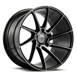 20 Savini Bm15 Tinted Concave Directional Wheels Rims Fits Toyota Camry