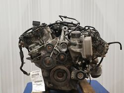 2012 Mercedes Glk 350 3.5 Awd Engine Motor Assembly 64768 Miles No Core Charge