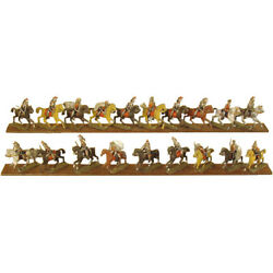 Early Hand Painted Lead Toy Soldier Collection