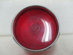 Mopar Take Off 1958 Plymouth Left Or Right Taillight Lens With Screws 1810221ws