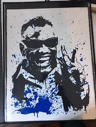 Mr Brainwash limited edition screen print Brother Ray 2009 edition of 50 banksy