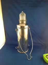 Mooring Lamp Chrome Plated Brass Boat