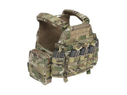 Warrior Assault Systems Elite Ops Dcs Da 5.56mm Plate Carrier And Pouch Kit Molle