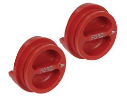 New 1968-77 Bronco Knobs Hub Lockout Actuating 68-72 F100 F250 4wd Pair Ford