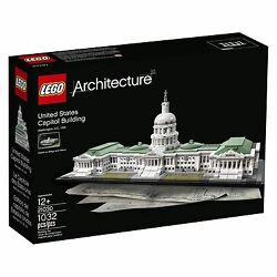 Lego 21030 The Us Capital Building - Lego Architecture New
