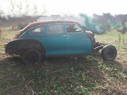 Chrysler De Soto - Barn Find - Project- For Parts