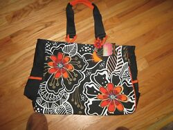 Laurel Burch tote bag oversized new design fall 2017