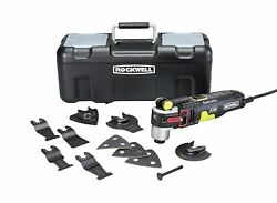 Rockwell Rk5151k 4.2 A Sonicrafter F80 Oscillating Multi-tool Kit