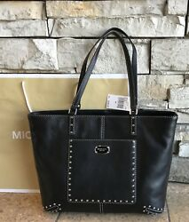 New $348 Michael Kors Astor Handbag Purse MK Designer Bag