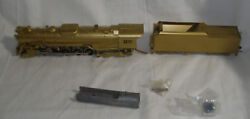 Chesapeake And Ohio 2-10-4 Class T Brass Locomotive Collectors Quality Condition