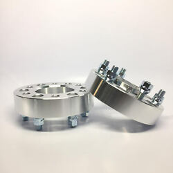 2x Hubcentric Wheel Spacers ¦ 6x5.5 6x139.7 ¦ 14x1.5 | 78.1 ¦ 2 Inch 50mm