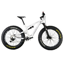 IMUST Carbon Full Suspension Fat Bike 16