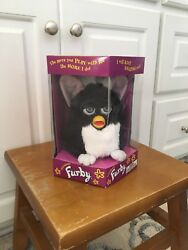 New Furby Special Limited Edition 1998 Rare Collectible Furby