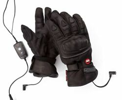 Gerbing XRS12 Heated Motorcycle Gloves Short - Large