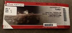 Furthur Concert Ticket-asbury Park Convention Hall-12-12-09 Very Early Ticket