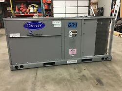 Carrier 3 Ton AC-Only Rooftop Unit - NewOld Stock - 50TCA04A2A50A0A0 - 208-1
