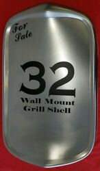 1932 Ford Deuce Grille Shell Wall Display Art Deco Hot Rat Street Rod
