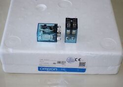 10pcs New In Box Omron Relay Ly2n-j Ly2n J 24vdc Free Shipping Lrr