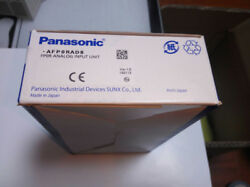 Afp0rad8 1pc New Panasonic Plc Programmable Controller Free Shipping Lrr