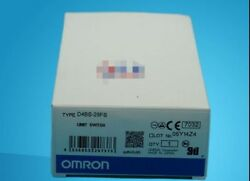 D4bs-25fs D4bs 25fs New In Box Omron Limit Switch Free Ship Lrr