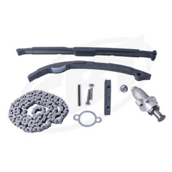 Yamaha 4-stroke Timing Chain Assembly - Chain Guides 46-410k Sbt 46-410k