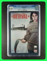 Revival 1a Image, July 2012 Cgc 9.8