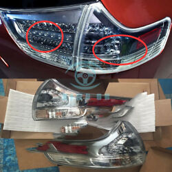 For Toyota Sienna SE 4pcs Rear Taillight Inside and outside LH+RH Assembly