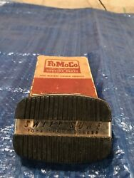 195419551956 1957 Ford And 1955 1956 And 1957 Thunderbird Nos Brake Pedal