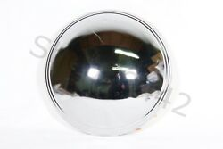 Hub Cap Dome 9 New Old Stock Vintage Chrome Hot Rod Classic Replacement Part