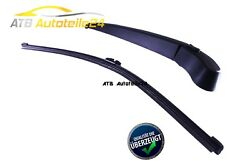 Rear Wiper Arm With Windshield Wiper And Cap For Bmw X5 E70 New