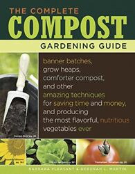 The Complete Compost Gardening Guide: Banner batches grow heaps comforter comp