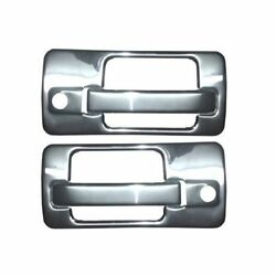 Mercedes Axor Door Handle Covers Super Polished Stainless Steel 4 Piece