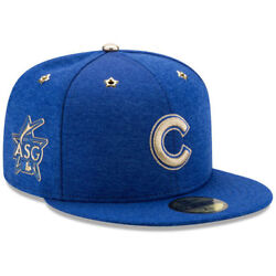 Chicago Cubs New Era 2017 MLB All-Star Game Side Patch 59FIFTY Fitted Hat