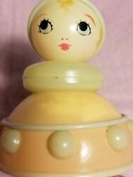 Antique Celluloid Baby Rattle  Pre-war 1920's Or 30's  Excellent Condition