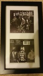 Halestorm Into The Wild Life Signed Autograph Framed Display A