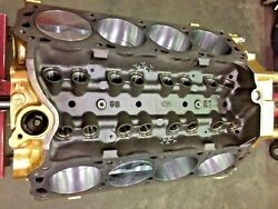 331ci Ford Short Block,race Prep,475+hp, Forged Pistons, Pump Gas