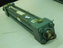 Miller Hydraulic Cylinder Stroke Gs 15 / Ws 10 Bore 2 Rod 1-⅜ 5000 Psi