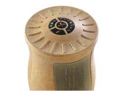 Oscillating Ceramic Heater With Timer Electric Designer Series Remote Control