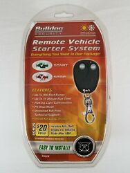 NEW Bulldog Security Remote Vehicle Car Starter System RS82B