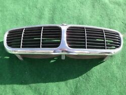 2004 04 Jaguar Xj8 Front Grille Grill Ship Only To California Touching States