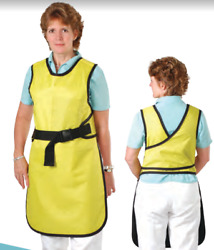 Buckle X-ray Apron - 0.50mm Lead Equivalency Radiation Safety And Imaging Apron