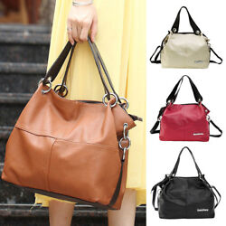 Fashion Women Designer Leather Handbag Shoulder Lady Cross Body Bag Tote Purse