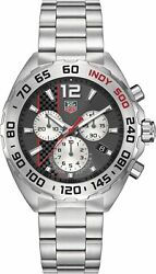 TAG Heuer Limited Edition Indy 500 Stainless Steel Men's Watch CAZ1114.BA0877