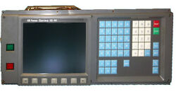 Lcd Monitor Upgrade For 9-inch Fanuc A61l-0001-0079 With Cable Kit