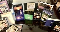 The Best Of Tony Robbins And John Gray Ph.d. Dvds. With More Bonuses.